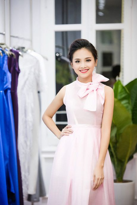 Chi em A hau Tra My, Thanh Tu mac do doi di su kien - Anh 6