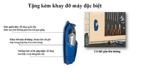Bo San pham Dremel 3000 2/32 Promotion Kit – su khac biet va tien loi cho cac tin do dam me DIY - Anh 6