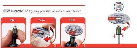 Bo San pham Dremel 3000 2/32 Promotion Kit – su khac biet va tien loi cho cac tin do dam me DIY - Anh 8