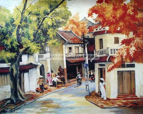 Nhung giai dieu tru tinh ve Ha Noi song mai cung nam thang - Anh 1