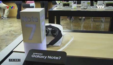 Samsung tam ngung san xuat Galaxy Note7 - Anh 1