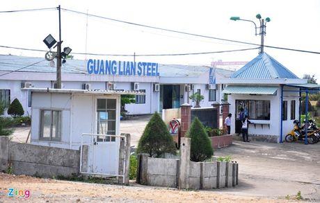 Hoa Phat thay nha dau tu Dai Loan lam du an thep 3 ty USD o Dung Quat - Anh 1