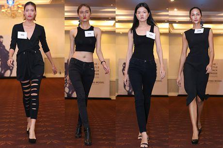 Mau lai 15 tuoi noi bat o buoi casting show Do Manh Cuong - Anh 8