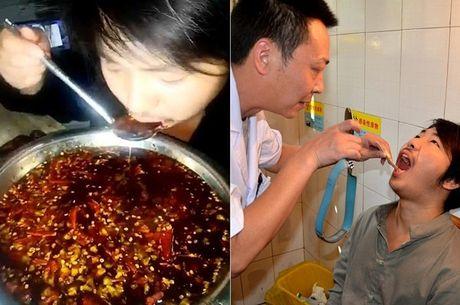 Trung Quoc: Quay truc tiep choc to ong, ngui chan de cau view - Anh 3