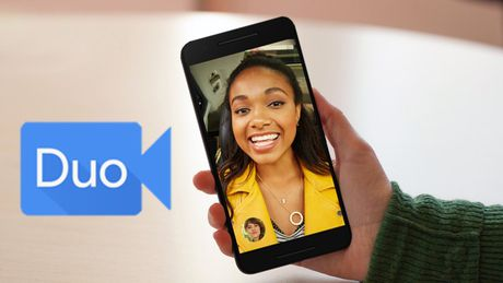 Google Duo tro thanh ung dung chat video mac dinh tren Android - Anh 1