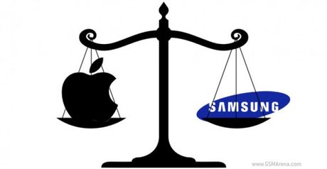 Vi pham bang sang che, Samsung boi thuong 119,6 trieu USD cho Apple - Anh 1