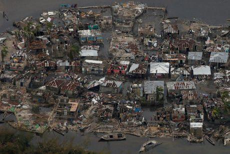 Haiti, My thiet hai nang vi bao lich su - Anh 1