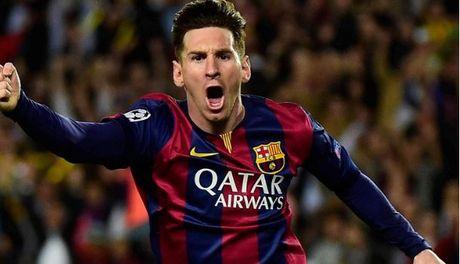 Messi cai dieu khoan dac biet trong hop dong moi voi CLB Barcelona - Anh 1