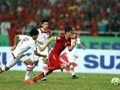 Giao huu them AFF Cup: Viet Nam hoa Indonesia - Anh 1