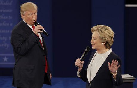 Donald Trump doa cho Clinton vao tu neu tro thanh tong thong My - Anh 1