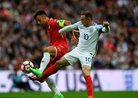 Nong: Rooney mat suat da chinh o tuyen Anh - Anh 2