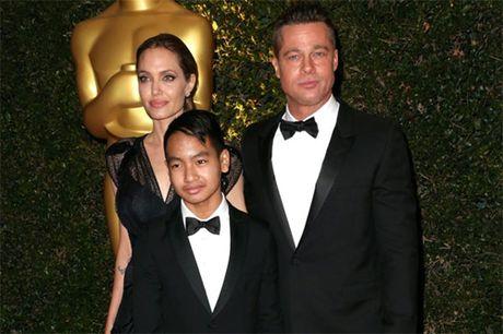 Ket qua dieu tra vu Brad Pitt bao hanh con trai - Anh 1