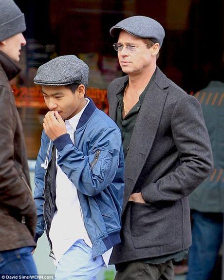 Ket qua dieu tra vu Brad Pitt bao hanh con trai - Anh 2