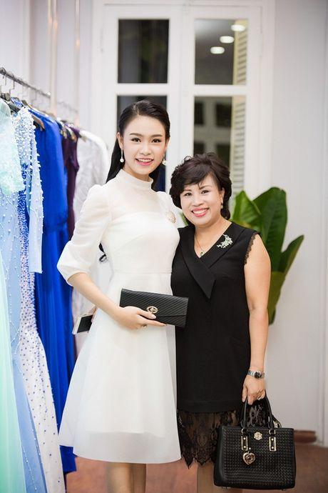 'Co gai vang' cua Hoa hau Viet Nam hoi ngo dan chi Huyen My - Anh 4