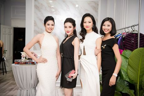 'Co gai vang' cua Hoa hau Viet Nam hoi ngo dan chi Huyen My - Anh 5