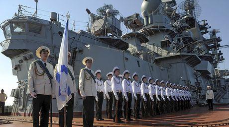 Ban tin 20H: Hai quan Nga se dong can cu thuong truc tai Syria - Anh 1
