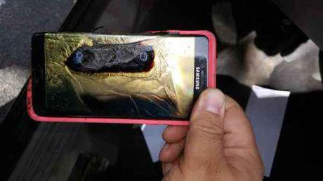 Samsung lai phai dung san xuat Galaxy Note 7 moi - Anh 1