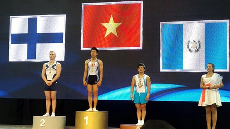 The duc Viet Nam doat 2 HCV Cup the gioi - Anh 1