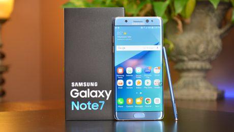 2 nha mang My dung ban Galaxy Note 7 - Anh 1
