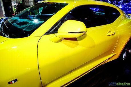 Chevrolet Camaro SS, xe co bap duy nhat tai VMS 2016 - Anh 17