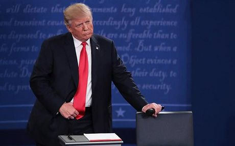Soi ngon ngu co the cua Donald Trump trong cuoc tranh luan lan 2 - Anh 4