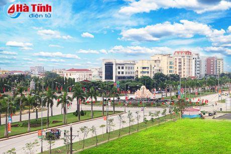 Thanh pho Ha Tinh 'tang toc' xay dung, chinh trang do thi - Anh 1