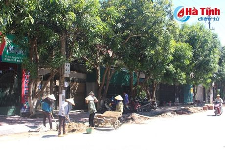 Thanh pho Ha Tinh 'tang toc' xay dung, chinh trang do thi - Anh 3