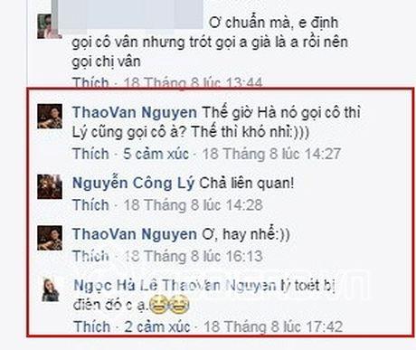 Cong Ly tung 'bat' ban gai moi goi vo cu Thao Van bang co - Anh 4