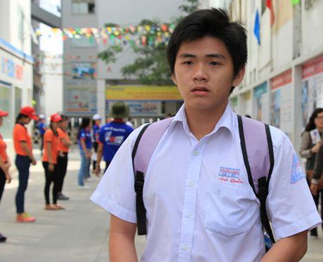TP.HCM thi THPT nam 2017 chung voi ca nuoc - Anh 1