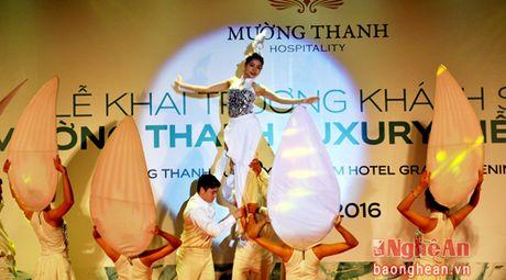 Chinh thuc khai truong khach san Muong Thanh Luxury Dien Lam 5 sao - Anh 1