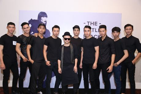 Do Manh Cuong xach tui Birkin 300 trieu di casting nguoi mau - Anh 12