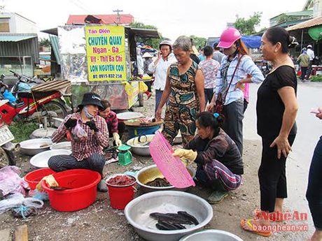 Nhon nhip cho thuy san dong que - Anh 1