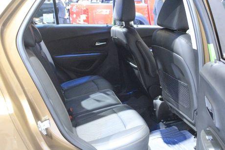 Chevrolet Trax ham nong phan khuc SUV do thi co nho - Anh 6