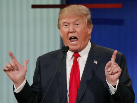 Donald Trump goi nhung nguoi Cong hoa la 'dao duc gia' - Anh 1