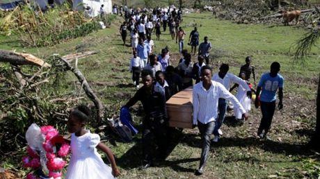 1.000 nguoi chet vi bao o Haiti - Anh 1