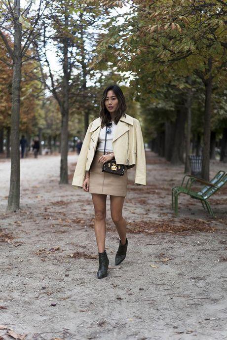 Hoc lom cach mix do Thu Dong tu 5 fashion blogger chau A - Anh 1