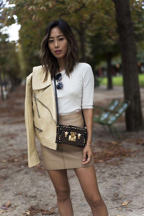 Hoc lom cach mix do Thu Dong tu 5 fashion blogger chau A - Anh 2