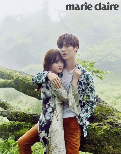 Yeu Goo Hye Sun the nay, tim dau mot Ahn Jae Hyun thu hai! - Anh 1