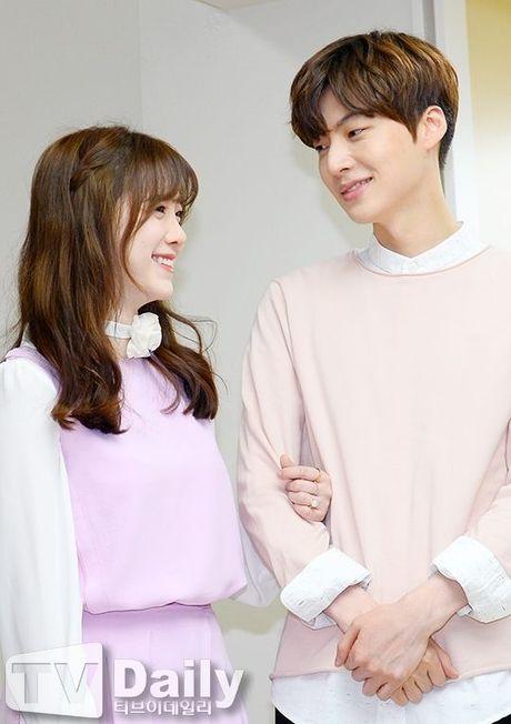 Yeu Goo Hye Sun the nay, tim dau mot Ahn Jae Hyun thu hai! - Anh 2