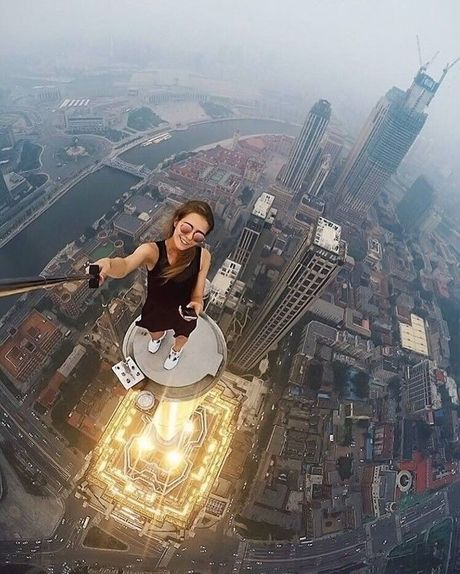 20 buc anh selfie noi tieng khap the gioi - Anh 17