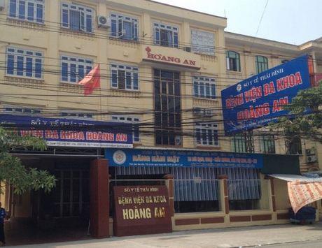 Xung quanh viec Cong an TP Thai Binh 'trieu tap' 3 phong vien - Anh 1