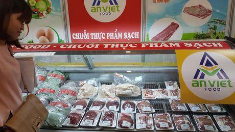 Trong nam 2016: Moi tinh, thanh pho it nhat phai co chuoi nong san thuc pham an toan duoc xac nhan - Anh 1