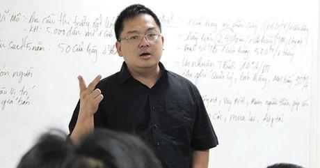 Chu tich FPT Software Hoang Nam Tien: Tang truong hoac tan lui - Anh 1