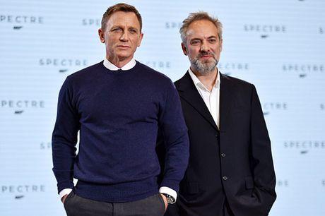 Daniel Craig can nhac ve viec tiep tuc dong vai James Bond - Anh 2