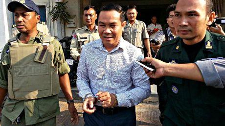 Nghi si doi lap Campuchia ngoi tu vi xuyen tac ban do bien gioi voi Viet Nam - Anh 1
