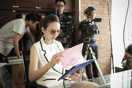 Dan khach moi hung hau tham gia 'Wake Up' cua Chi Pu - Anh 5
