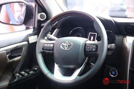 Toyota Fortuner 2017 vua ve Viet Nam - Anh 5