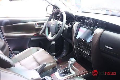 Toyota Fortuner 2017 vua ve Viet Nam - Anh 6