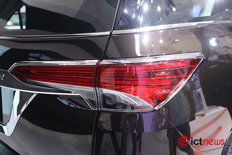 Toyota Fortuner 2017 vua ve Viet Nam - Anh 9