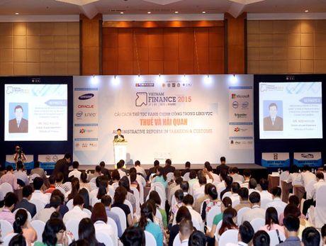 Vietnam Finance 2016 ban giai phap ung dung CNTT trong linh vuc bao hiem - Anh 1